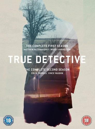 True Detective - Season 1-2 (DVD)