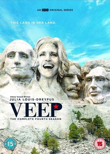 Veep: The Complete Fourth Season (DVD)