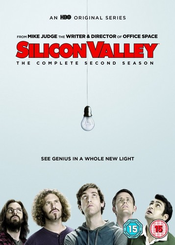 Silicon Valley: Season 2 (DVD)
