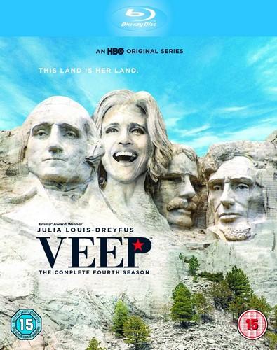 Veep: The Complete Fourth Season [Blu-ray]