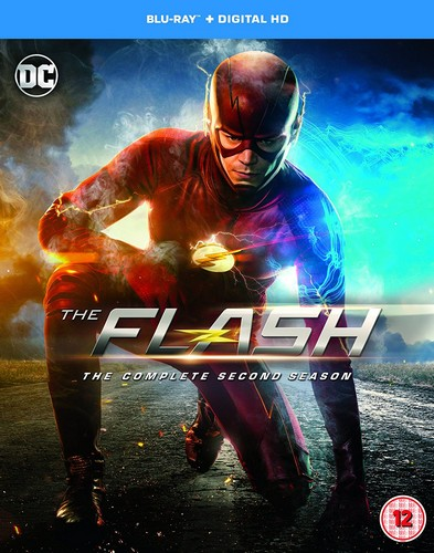 The Flash - Season 2 [Blu-ray]