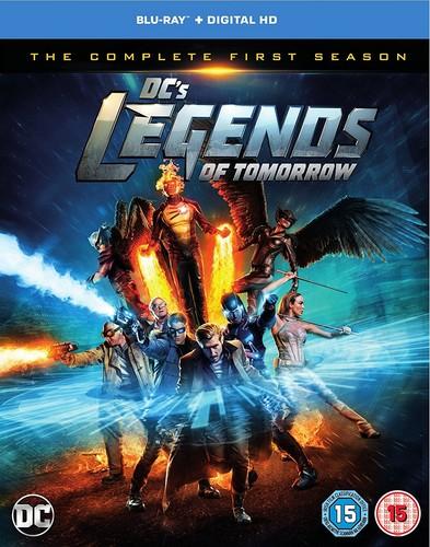 DC Legends of Tomorrow - Season 1 [Blu-ray]