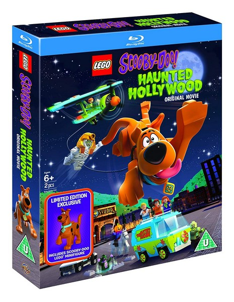 LEGO Scooby-Doo!: Haunted Hollywood [Blu-ray]