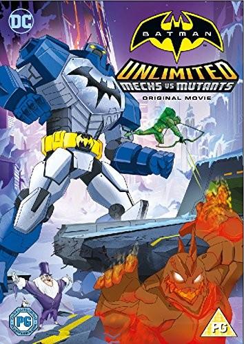 Batman Unlimited: Mech Vs Mutants [2016]