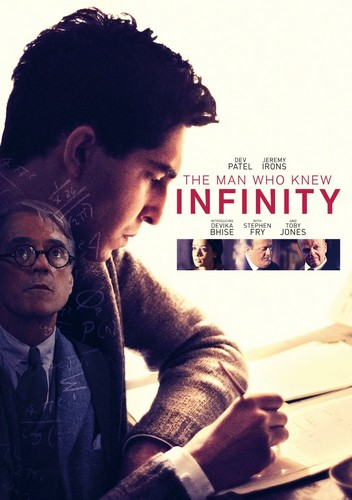 The Man Who Knew Infinity (DVD)