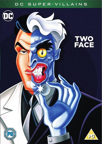 Heroes And Villains: Two Face