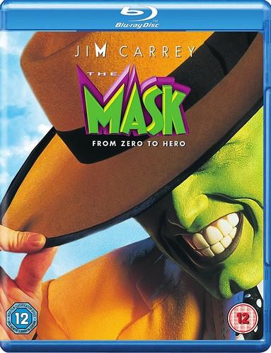 The Mask [Blu-ray] [2016] [Region Free] (Blu-ray)