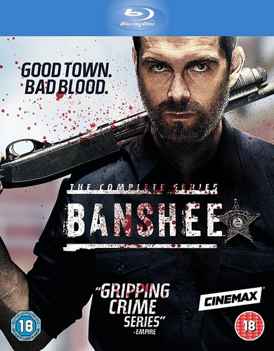 Banshee - Season 1-4 [Blu-ray] (Blu-ray)