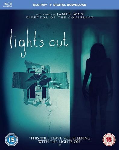 Lights Out [Blu-ray] (Blu-ray)
