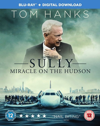 Sully: Miracle on the Hudson  [2017] (Blu-ray)