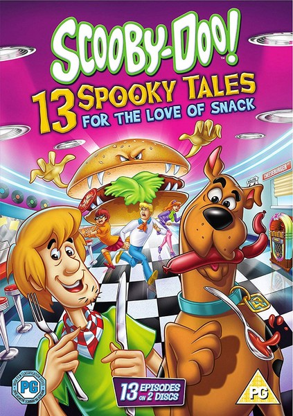 Scooby-Doo: 13 Spooky Tales - For The Love Of Snack [2017]