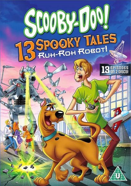 Scooby-Doo: 13 Spooky Tales - Ruh-Roh Robot! [2016]