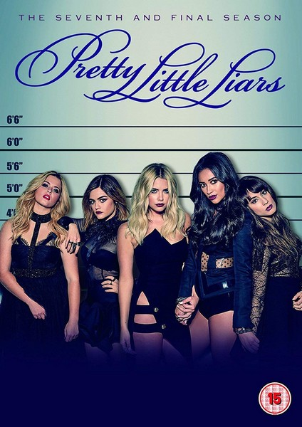 Pretty Little Liars - Season 7 (DVD)