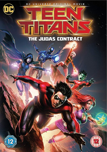 Teen Titans: The Judas Contract [Includes Digital Download] (DVD)