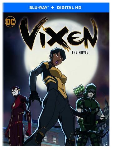 Vixen - Season 1-2  [2017] (Blu-ray)