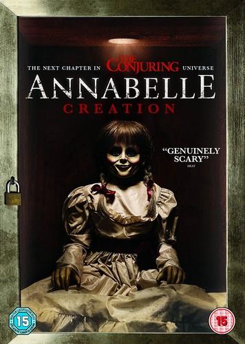 Annabelle: Creation [DVD + Digital Download] [2017]
