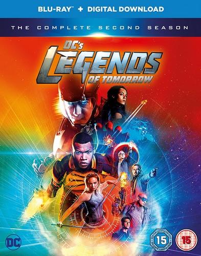 DC's Legends of Tomorrow - Season 2  [2017] (Blu-ray)