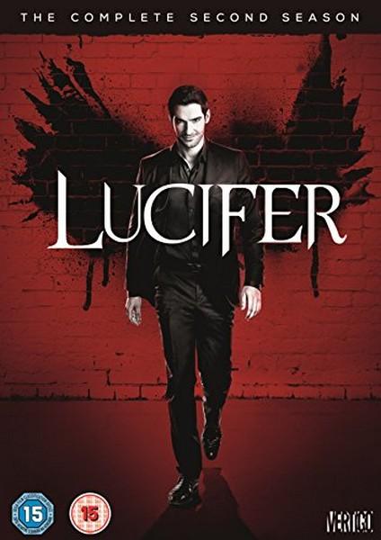 Lucifer - Season 2 [2017] (DVD)