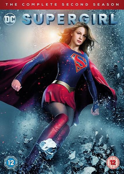 Supergirl Season 2 (Dvd) (DVD)