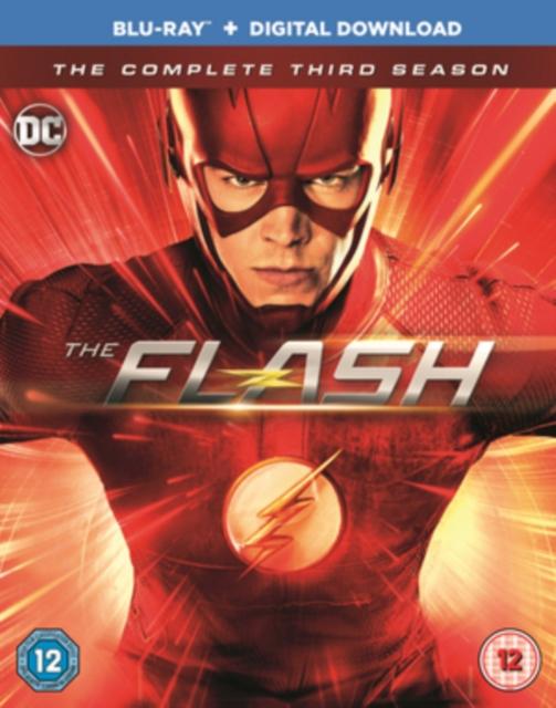 The Flash - Season 3  [2017] (Blu-ray)