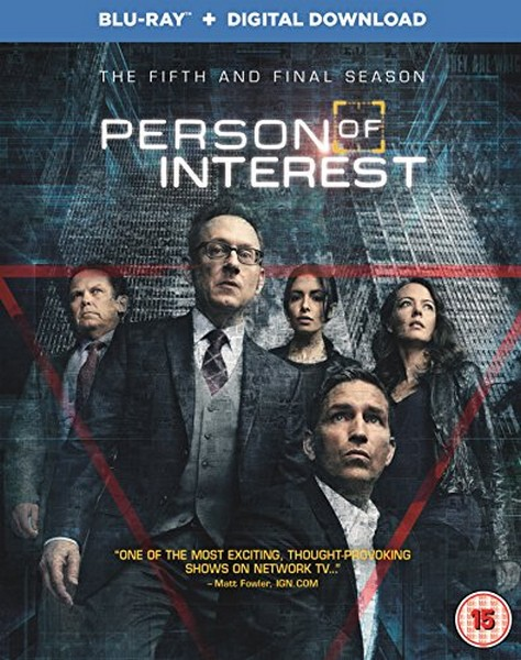Person of Interest S5  [2017] (Blu-ray)