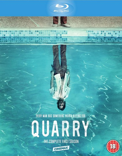 Quarry - The Complete First Season [Blu-ray] [2017] [Region Free] (Blu-ray)