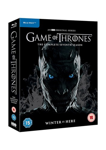 Game of Thrones - Season 7 [Blu-ray+ Conquest & Rebellion] [2017] (Blu-ray)