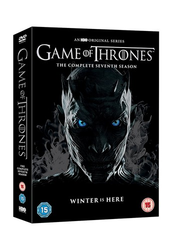 Game of Thrones - Season 7 (DVD + Conquest & Rebellion)