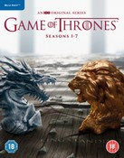 Game of Thrones - Season 1-7 (2017) (Region Free) (Blu-ray)