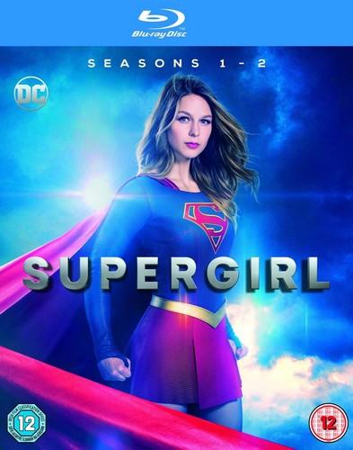 Supergirl S1-2  [2017] (Blu-ray)
