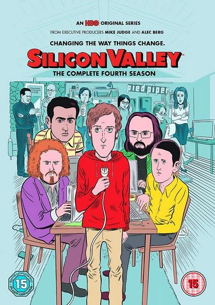 Silicon Valley: The Complete Season 4 [2017] (DVD)