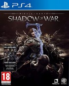 Middle-Earth Shadow of War Silver Edition - Steelbook & DLC (Xbox One)