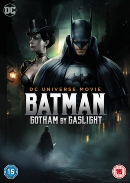 Batman: Gotham By Gaslight [DVD] [2018]