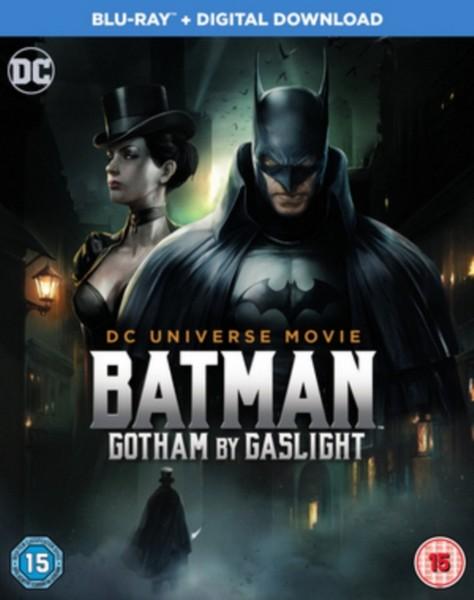 Batman: Gotham By Gaslight [2018] (Blu-ray)
