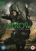 Arrow: Season 6 (DVD)