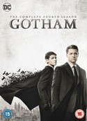 Gotham - Series 4 (DVD)