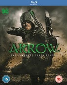 Arrow: Season 6 (Blu-ray)