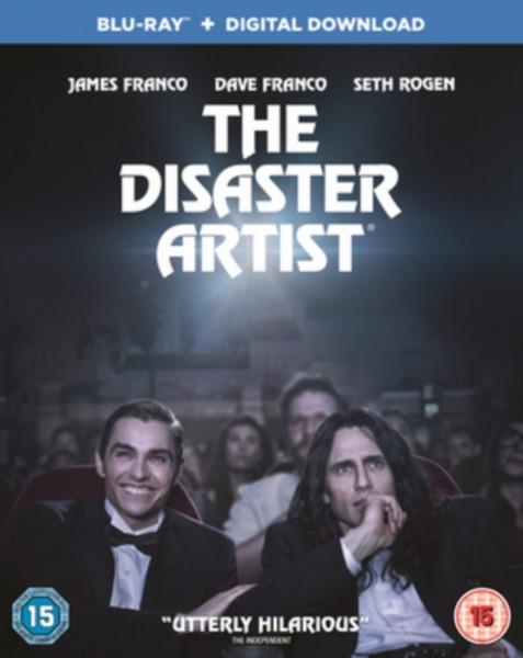 The Disaster Artist [DVD + Digital Download] [2017] (Blu-ray)