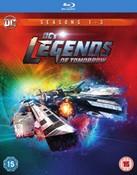 DC's Legends of Tomorrow: Season 1-3 (Blu-ray)