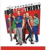 BIG BANG THEORY S1-11 (Blu-ray)