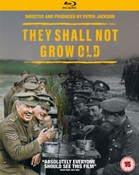 They Shall Not Grow Old  (2018) (Blu-ray)
