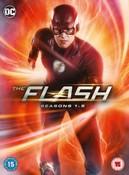 The Flash: Season 1-5 [2019] (DVD)