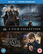Fantastic Beasts 2-Film Collection [2018] (Blu-ray)