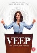Veep The Complete Series 1-7  [2019] (DVD)