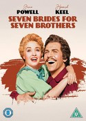 Seven Brides For Seven Brothers (1954) (DVD)