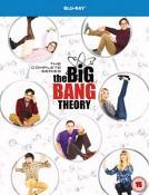 The Big Bang Theory S1-12 [Blu-ray]
