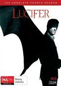 Lucifer - Season 4 (DVD)