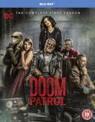 Doom Patrol: Season 1 [Blu-ray] [2019] [