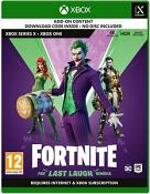 Fortnite The Last Laugh Bundle (Xbox One / Series X / S) - code in box