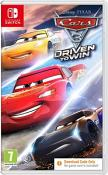 Cars 3: Driven to Win [Code in Box] (Nintendo Switch)